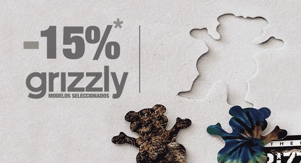 Comprar al mayoreo Lijas y producto Grizzly Griptape en México