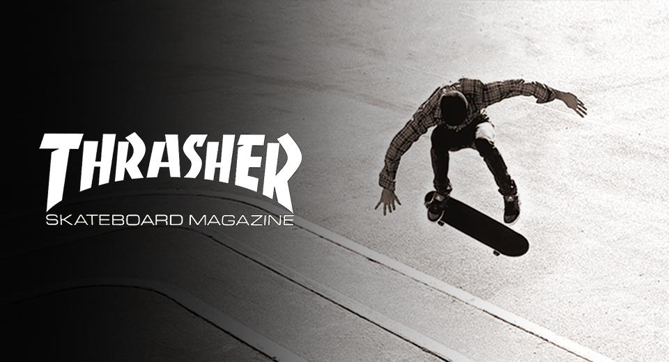 THRASHER México en CDC Skate Dist. Ventas al mayoreo,